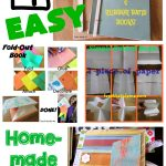 4 Easy Homemade Books