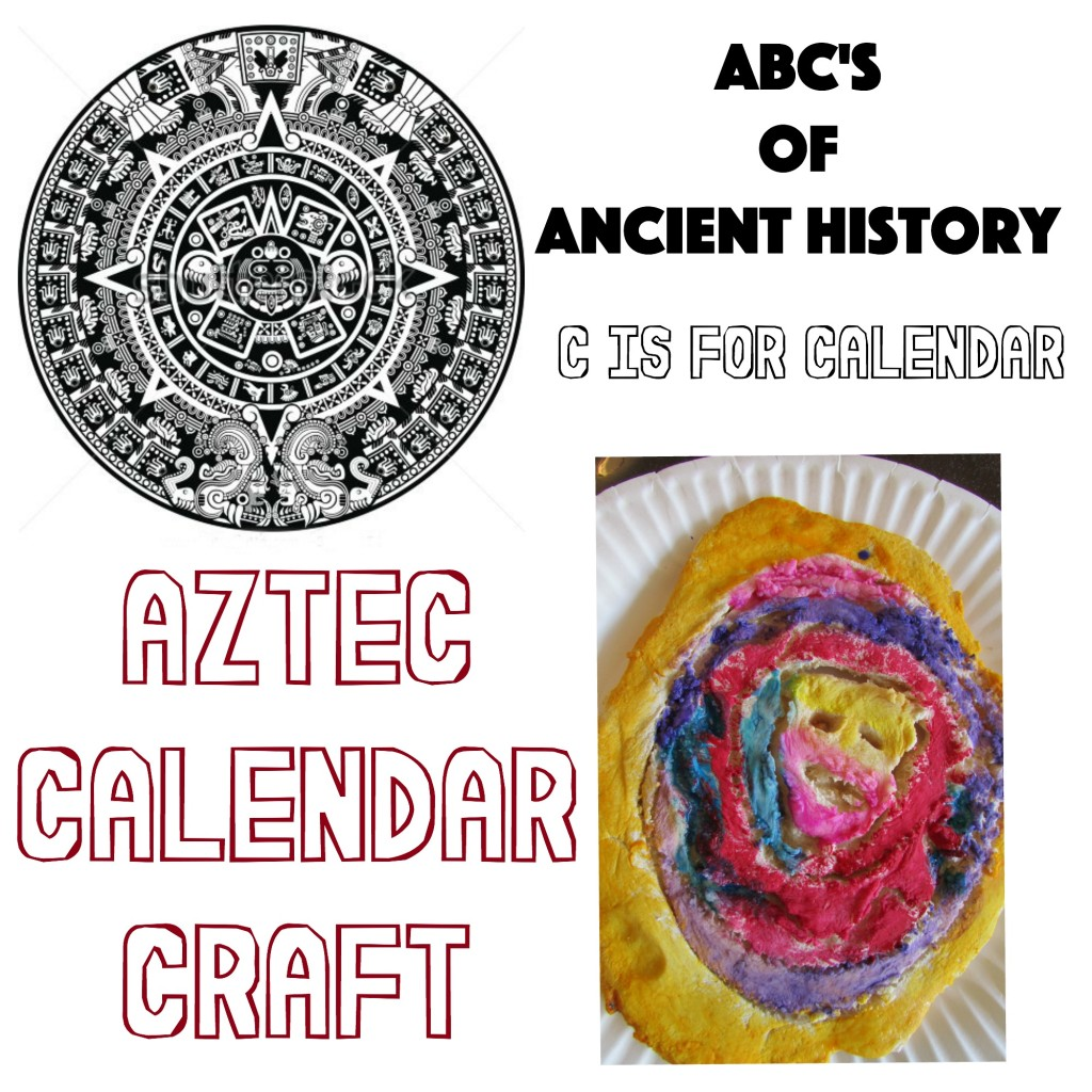 Aztec Calendar Craft