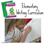 Elementary Writing Curriculum