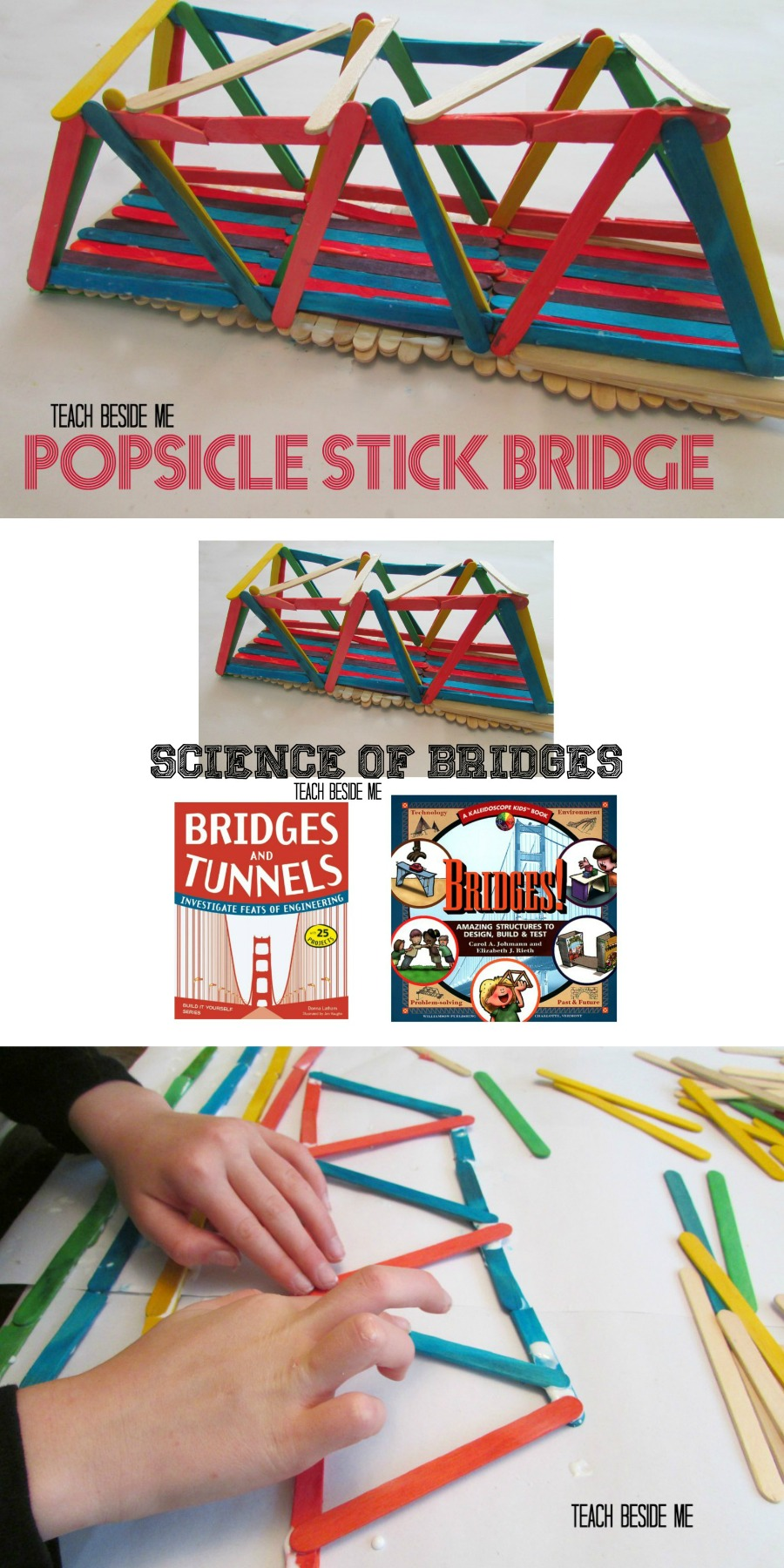 Engineering Bridges STEM Project