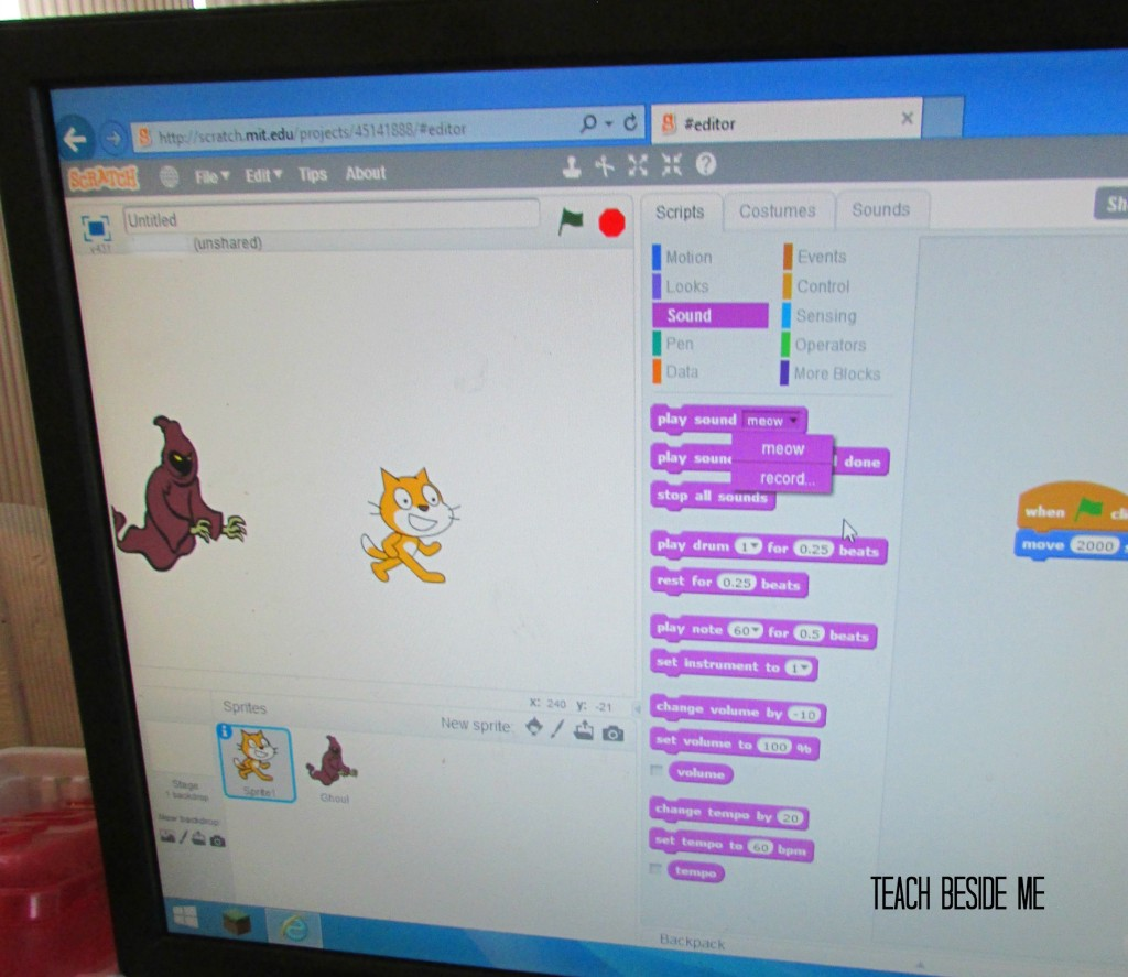 Scratch coding for kids