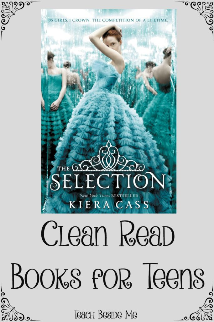 Clean Read Books for Teens from Teach Beside Me