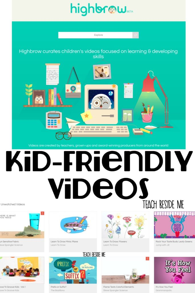 Hand-picked kid-friendly videos
