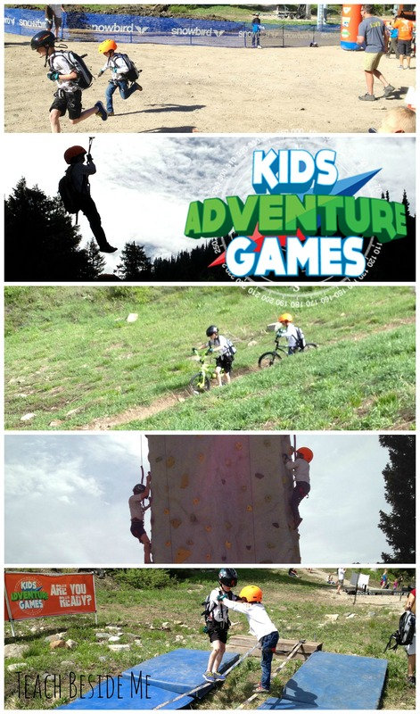 Summer Adventure Games