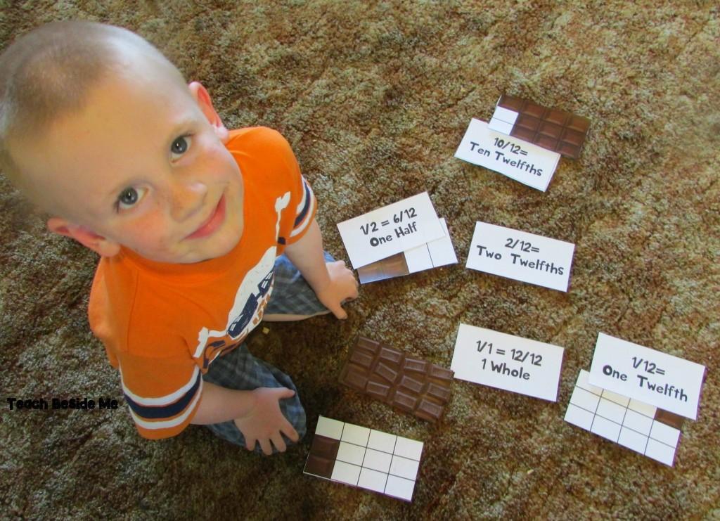 Chocolate Bar Counting