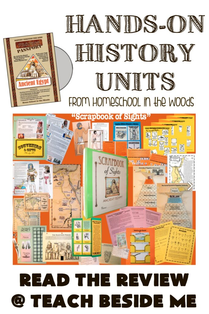 Hands-on History Units- Teach Beside Me