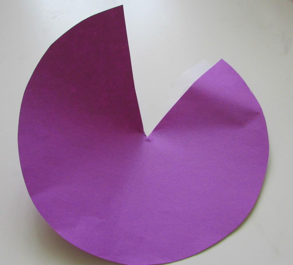 3d shape- cone