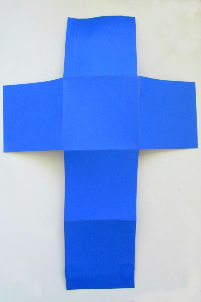 3d shape- cube