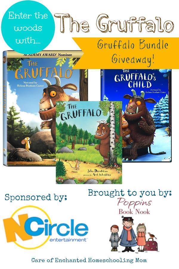 gruffalo giveaway