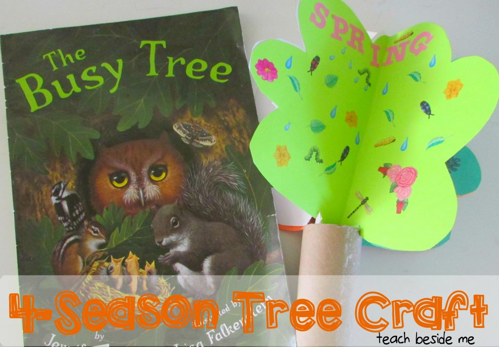 4 Season Tree Craft