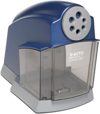 electric pencil sharpener- homeschool supply checklist