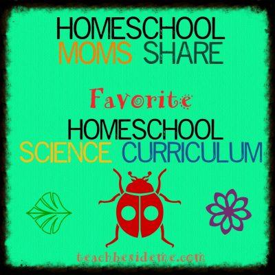 favorite homeschool science curriculum