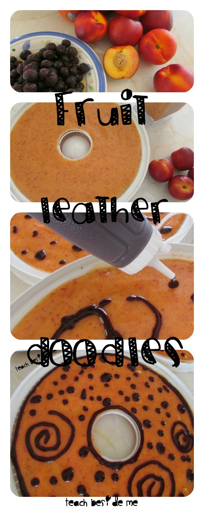 Fruit Leather Doodles
