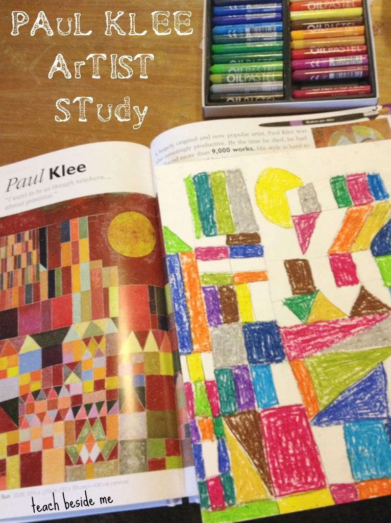 Klee Artist Study
