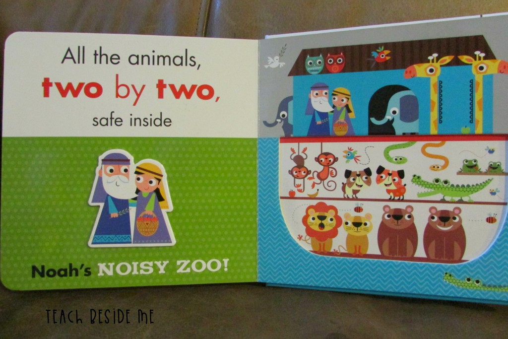 Noah board book
