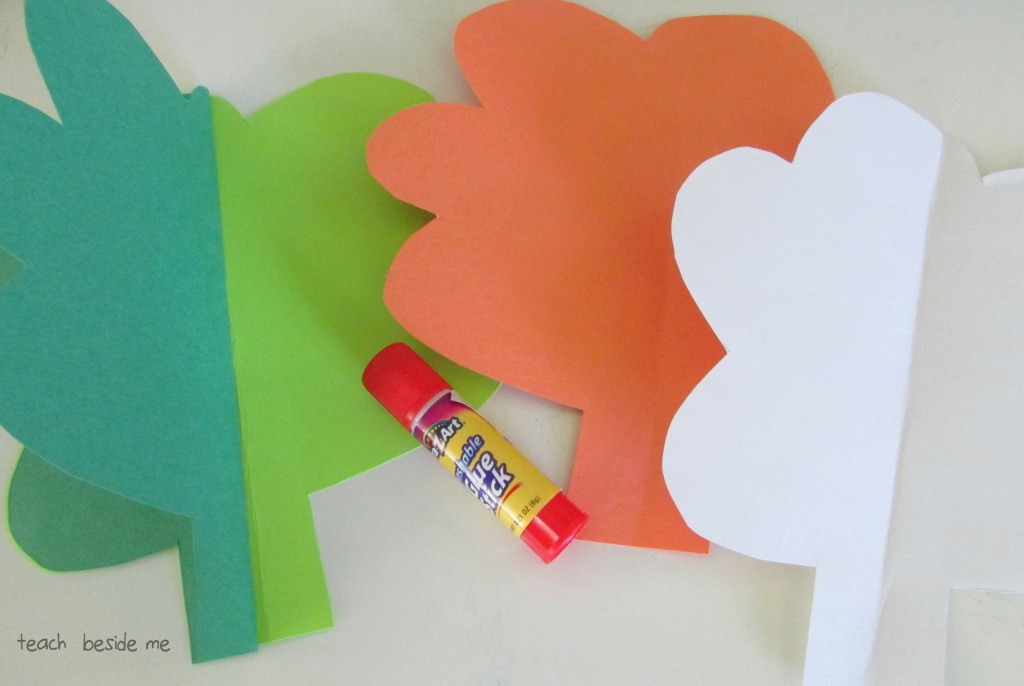 season tree craft for kids