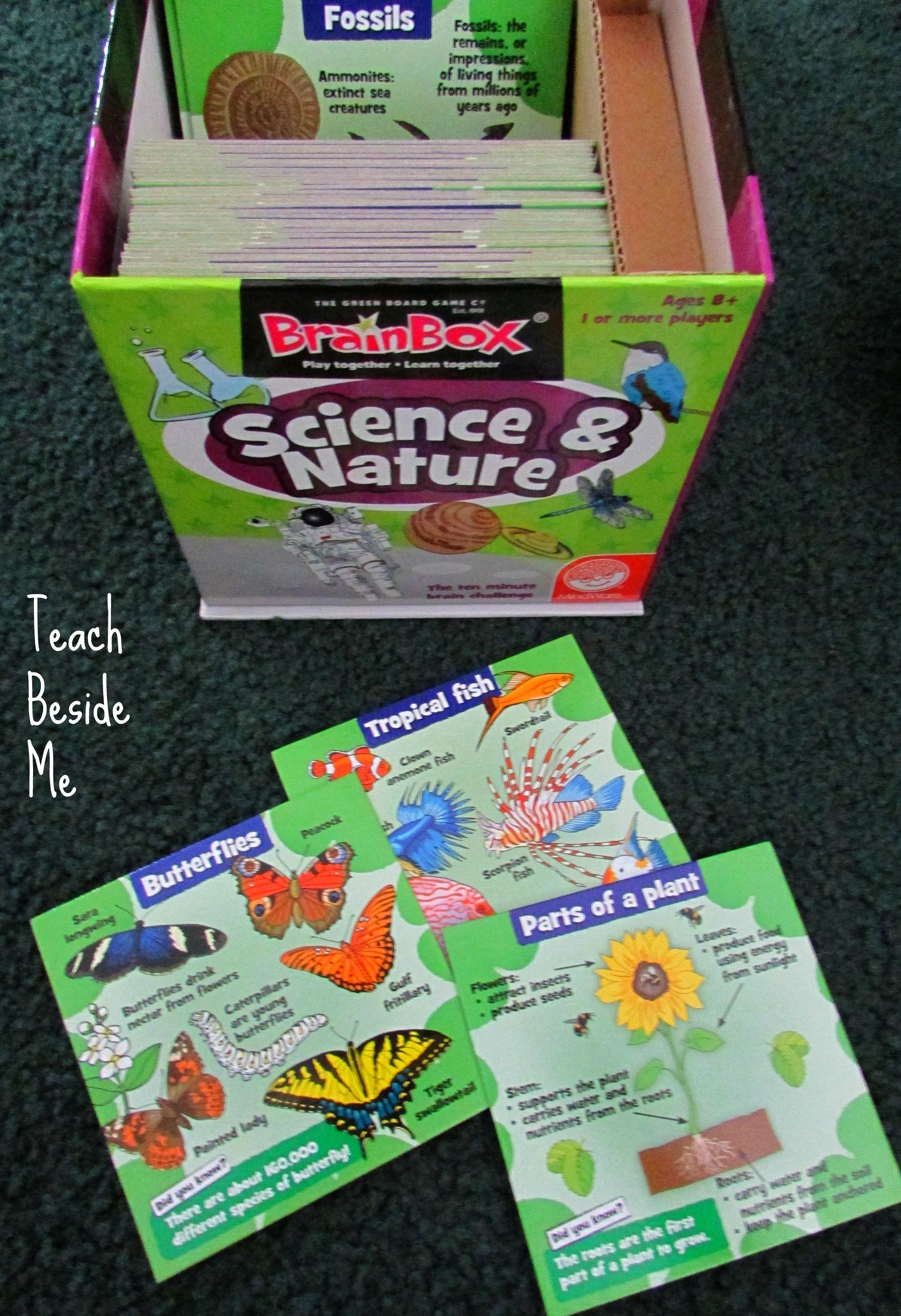 BrainBox Learning Games