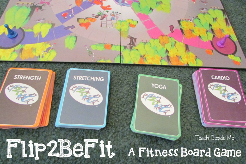 Flip2BeFit- A Fitness Board Game