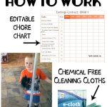 Teaching Kids How to Work