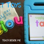Tiggly Words- Review & Giveaway