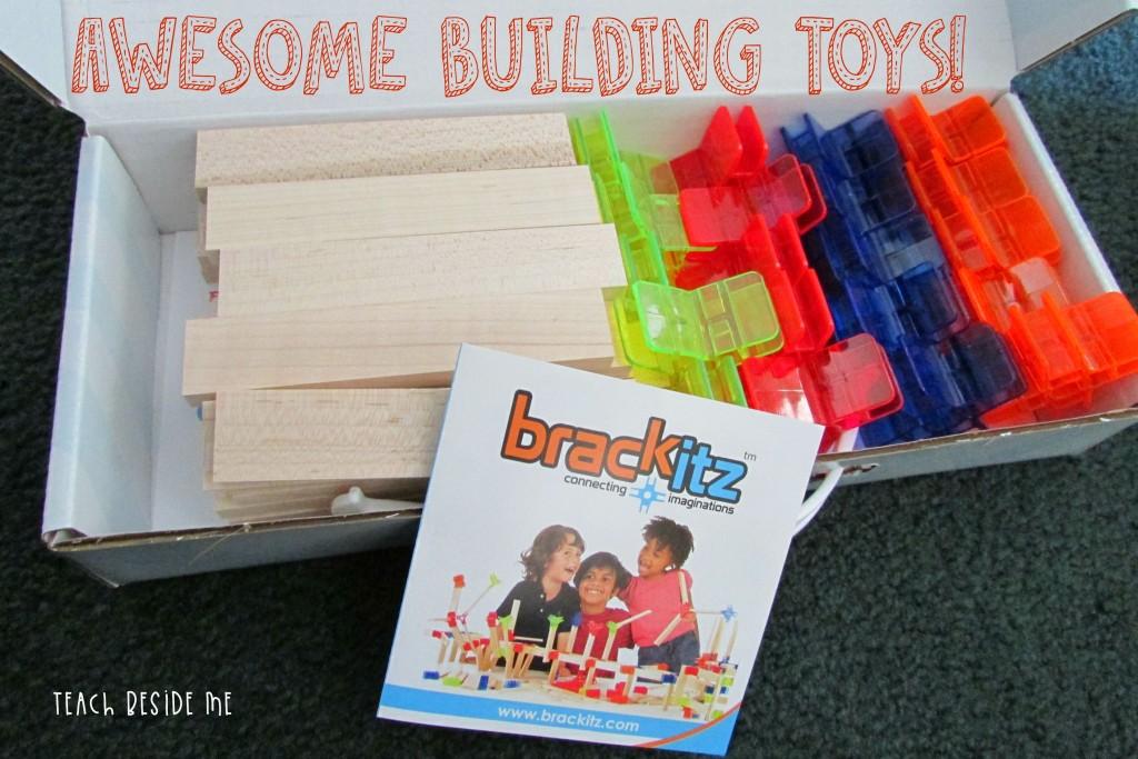 Brackets Building Toys