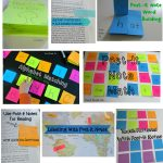 Creative Ways to Learn with Post-It Notes