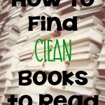 How to Find Clean Books to Read