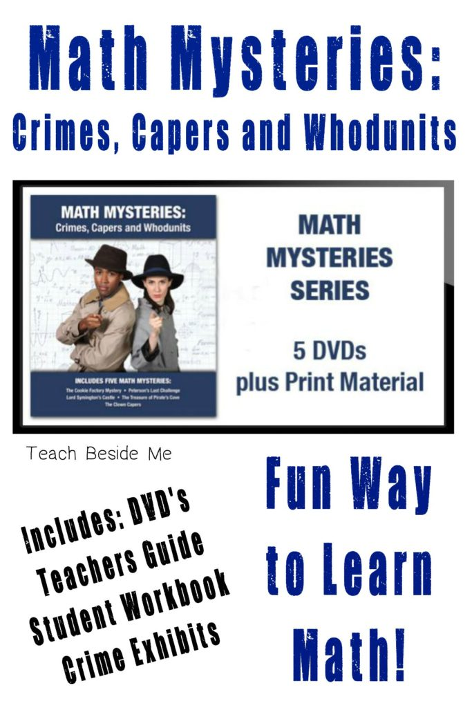 Math Mysteries DVD Series