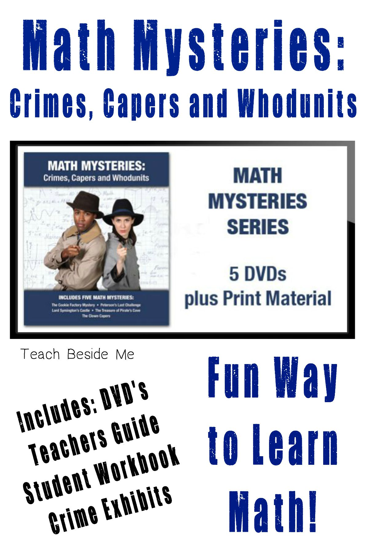 Math Mysteries Series