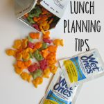 School Lunch Planning Tips