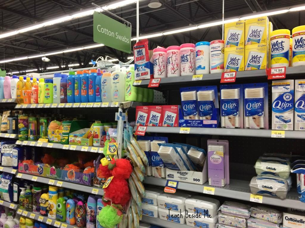 Walmart Wet Ones