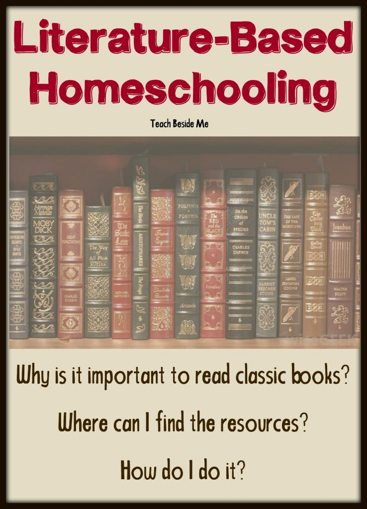 Literature-based homeschooling