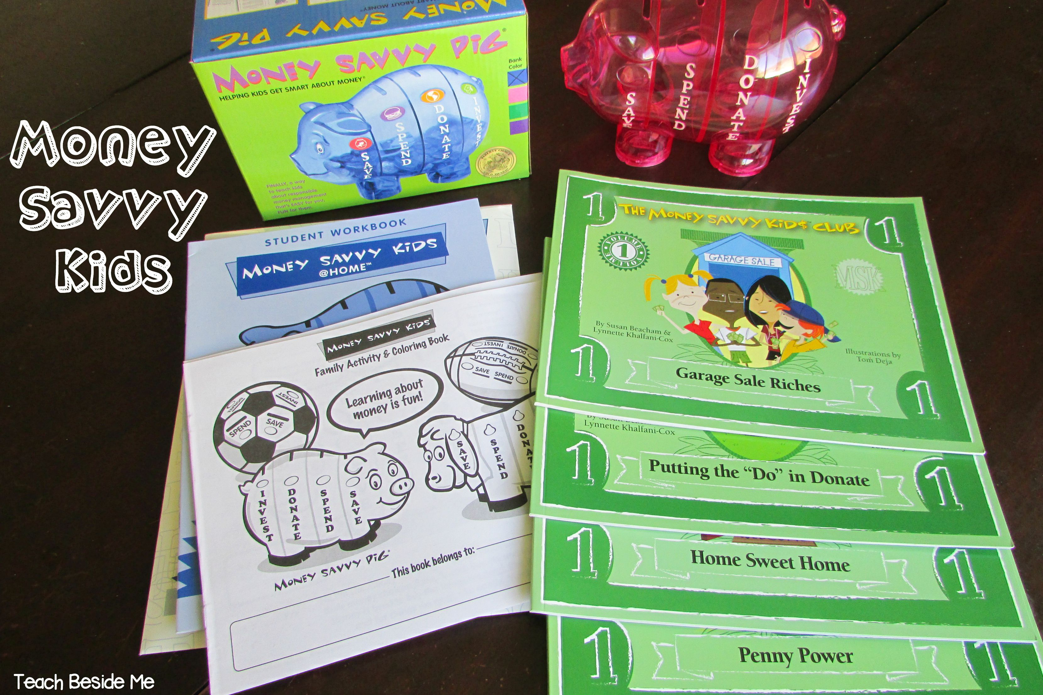 Money Savvy Kids: Finance Curriculum