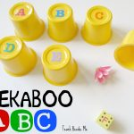 Peekaboo ABC Game