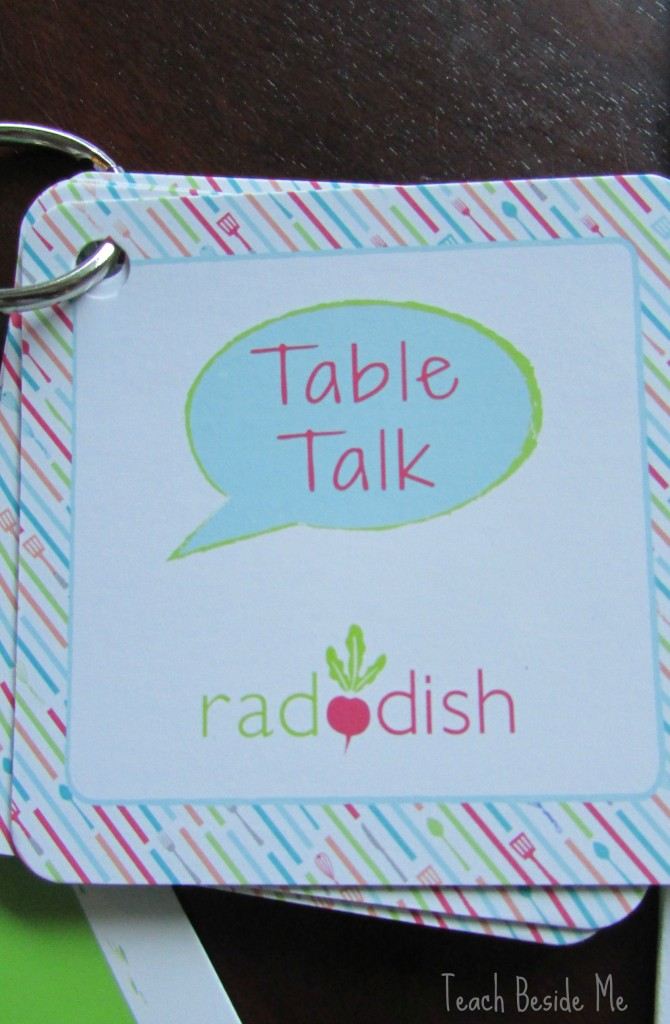 Table Talk for Families