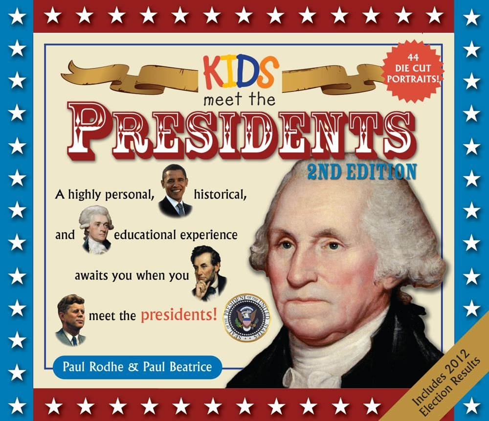 kids meet the presidents