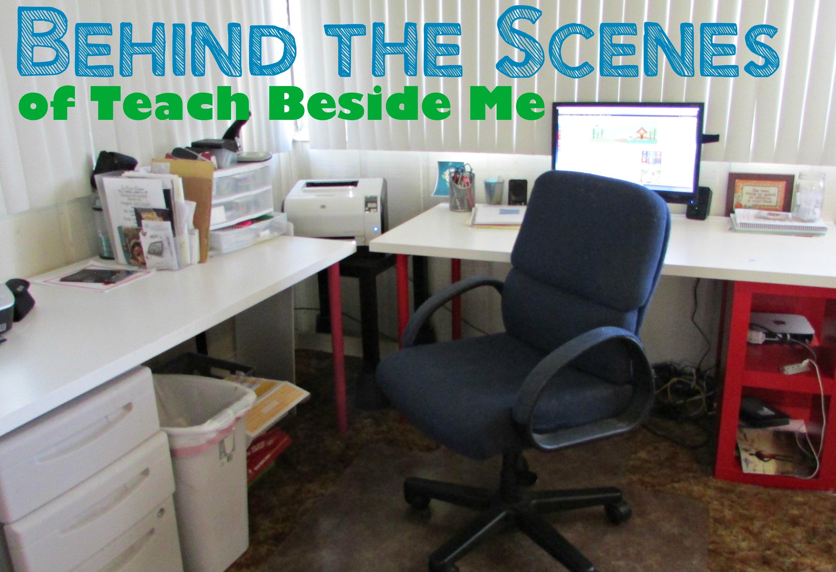 Behind the Scenes of Teach Beside Me