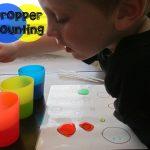 Eye Dropper Dot Counting