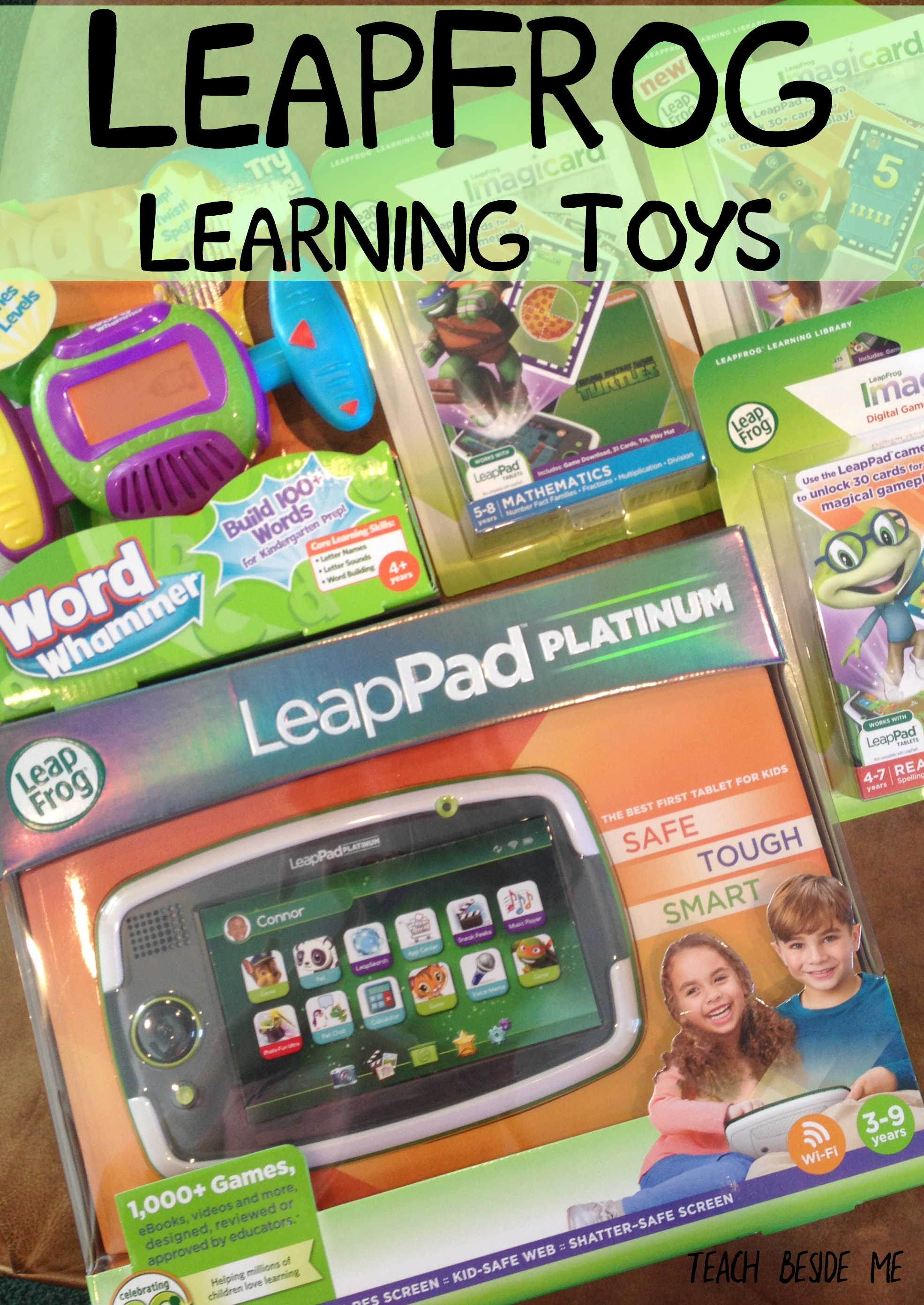 LeapFrog Learning Products