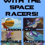 Space Racers- Educational Show for Kids (Giveaway!)