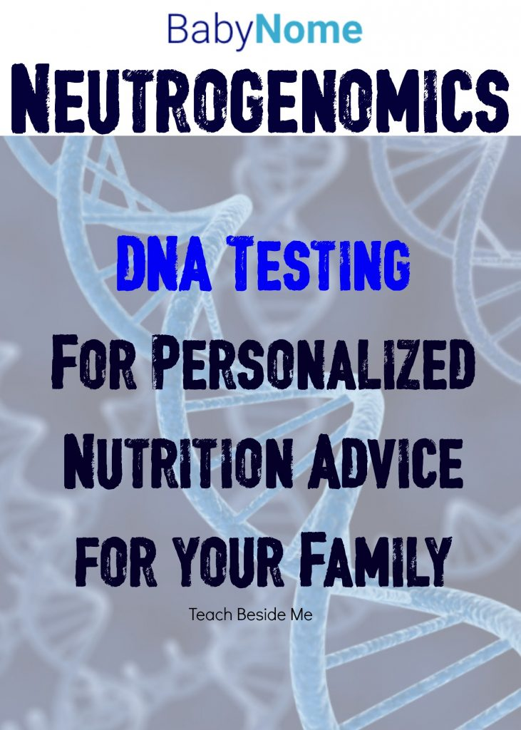 Neutrogenomics- DNA Nutrition Testing