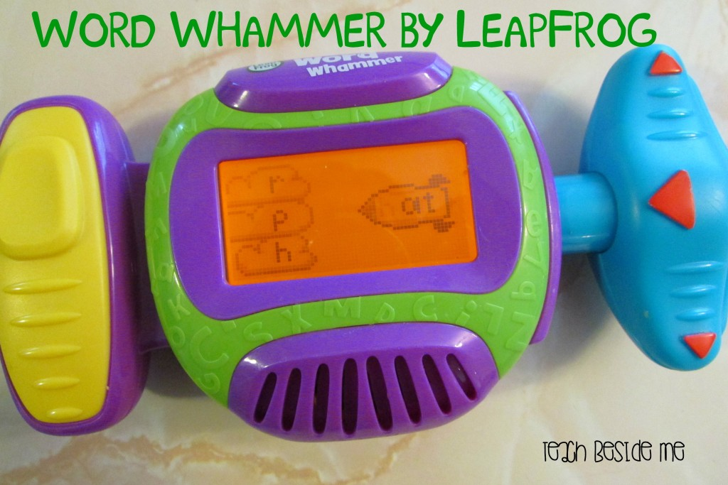 Word Whammer by LeapFrog
