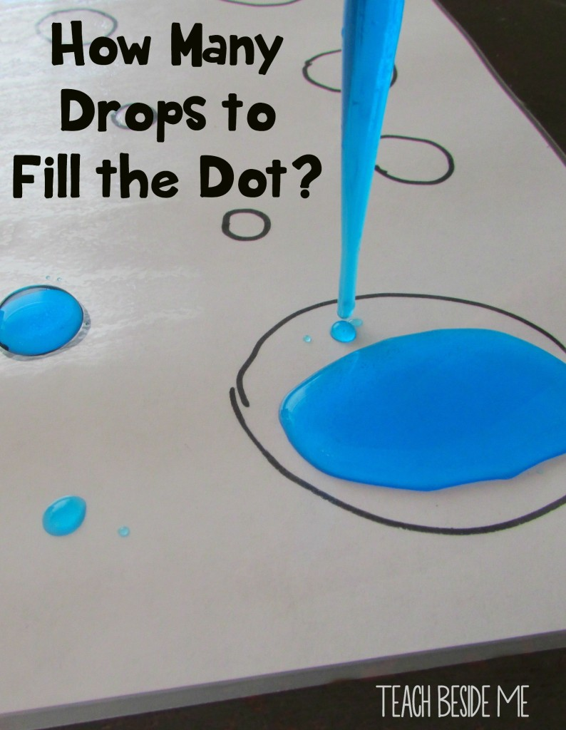 eye dropper dots