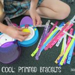 Bracelet making craft kit