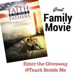 Faith of Our Fathers- Family Friendly Movie Giveaway