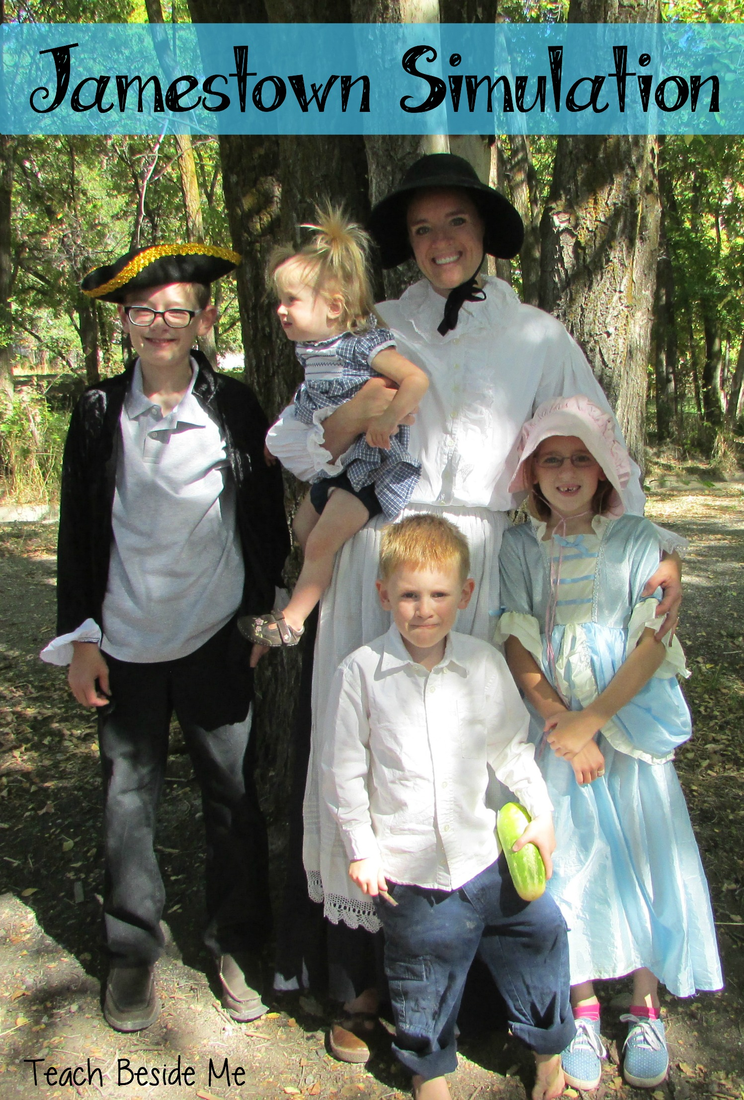 Jamestown Simulation activity- Colonial American History