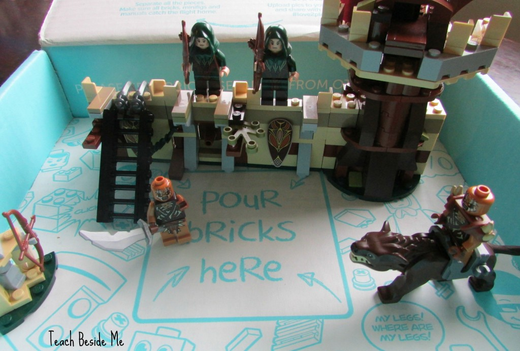 Lego toy rentals