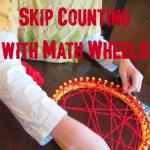Math Wheels- Skip Counting & Multiplying