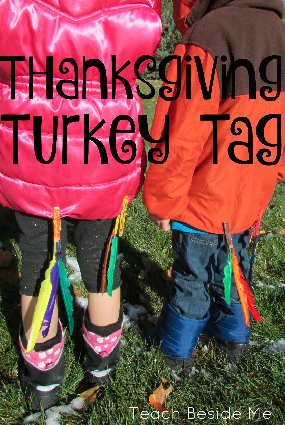 Thanksgiving Turkey Tag