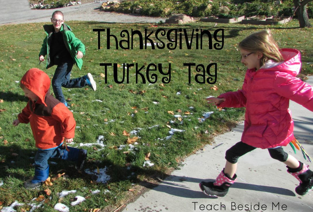 Thanksgiving Game for Kids